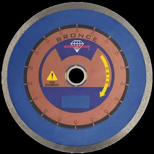 """DISCO C-1549 DIAMANTE 4 1/2""""X0.08X7/8"""" RIN CONT. AUSTROMEX"""