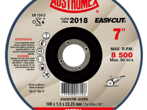 "DISCO C-2018 CTE METAL 7""X1/16""X7/8"" AESY-CUT"
