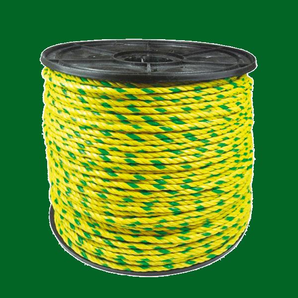"""CABLE DE POLIPROPILENO 1/4"""" (6mm) S/M"""