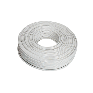 CABLE ELECTRICO POT 2X10 BLANCO CDC