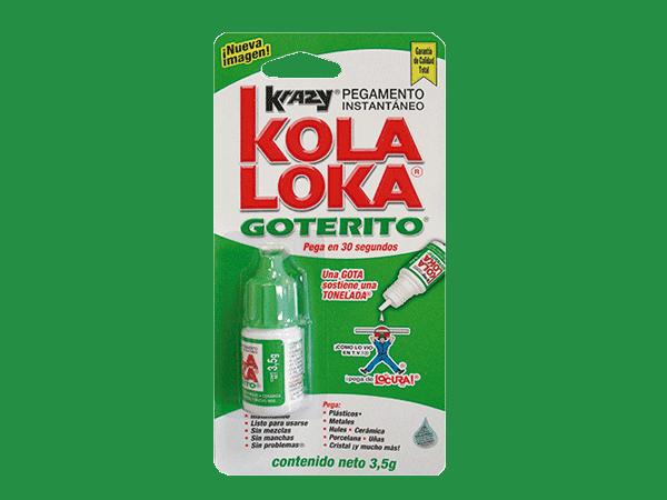 KOLA LOKA GOTERITO 3.5GR