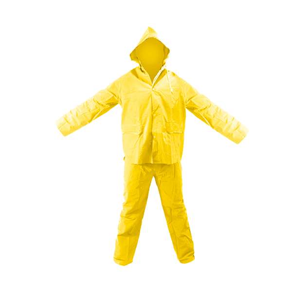 IMPERMEABLE TC-2760 DOS PIEZAS CHICO TOOLCRAFT