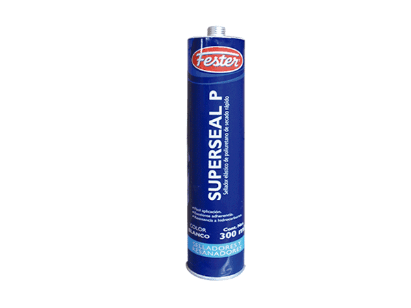 FESTER SUPERSEAL P BLANCO 310 ML