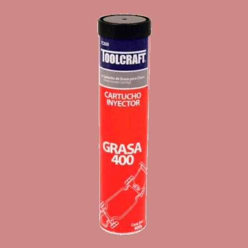 GRASA BALERO 400GR CARTUCHO TC-2632 TOOLCRAFT