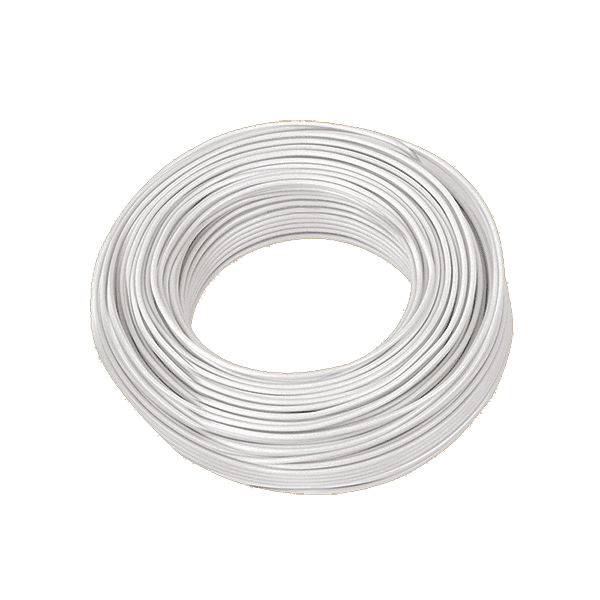 CABLE ELECTRICO THW 1 X 14 BLANCO C/100MT IUSA