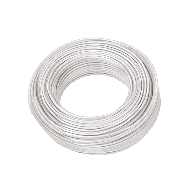 CABLE THW CAL. 08 BLANCO 200234 HECORT