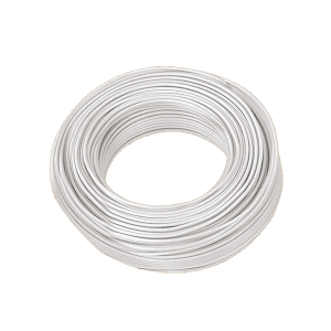 CABLE ELECTRICO THW 1 X 10 BLANCO C/100MT IUSA