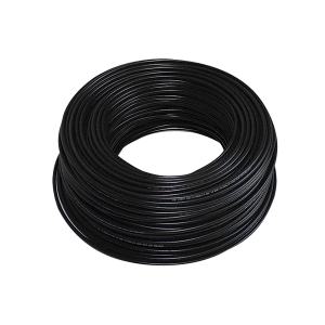 CABLE ELECTRICO THW 1 x 10 NEGRO CDC