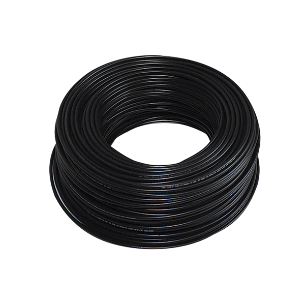 CABLE ELECTRICO THW 1 x 8 NEGRO CDC