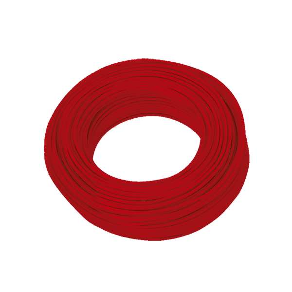 CABLE ELECTRICO THW 1 X 14 ROJO CDC