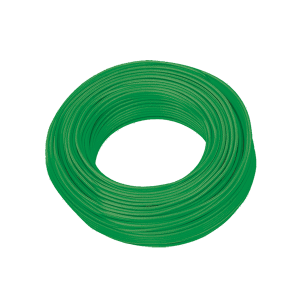 CABLE ELECTRICO THW 1 x 10 VERDE CDC