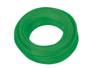 CABLE ELECTRICO THW 1 x 12 VERDE CDC
