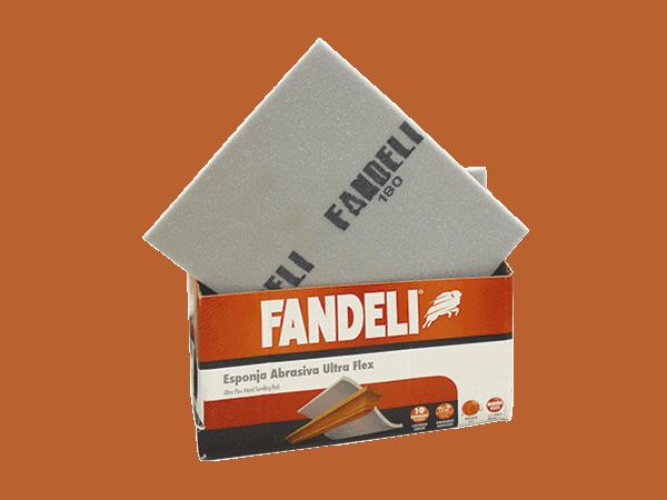 ESPONJA ABRASIVA 13122 ULTRA FLEX G-180 FANDELI